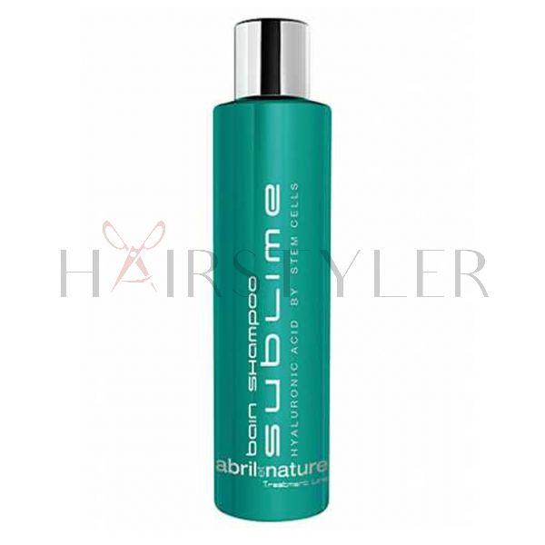Abril et Nature Sublime Shampoo, szampon regenerujący z efektem wygładzenia, 200 ml