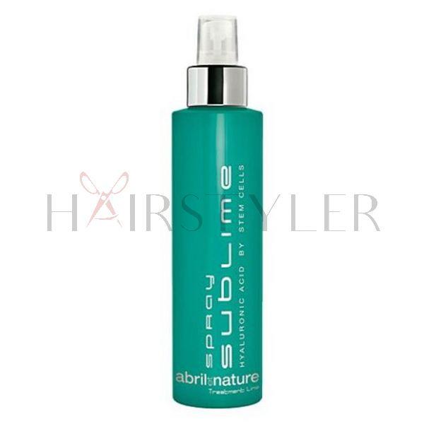 Abril et Nature Sublime Spray, nabłyszczający spray z efektem wygładzenia, 200 ml