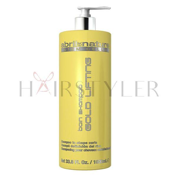 Abril et Nature Gold Lifting, szampon definiujący, 1000 ml