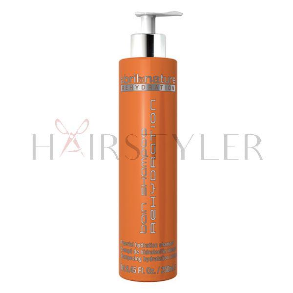 Abril et Nature Rehydration Shampoo, szampon nawilżający, 250 ml
