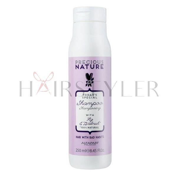 Alfaparf Precious Nature, szampon do włosów osłabionych, 250 ml