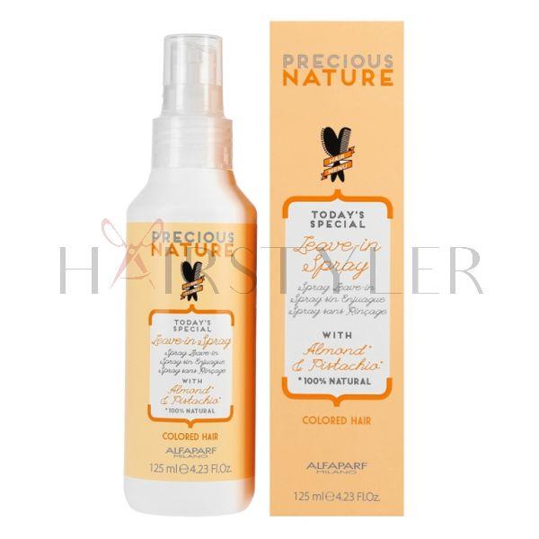 Alfaparf Precious Nature, odżywka w sprayu do włosów farbowanych, 125 ml