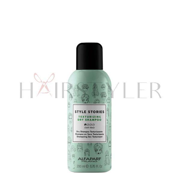 Alfaparf Style Stories Dry Shampoo, suchy szampon teksturyzujący, 200 ml