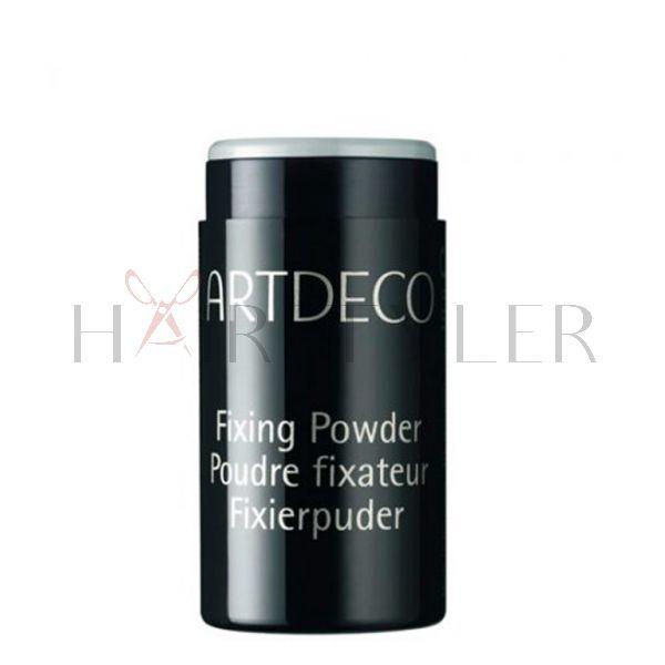 Artdeco Fixing Powder Castor, utrwalacz makijażu, 10g