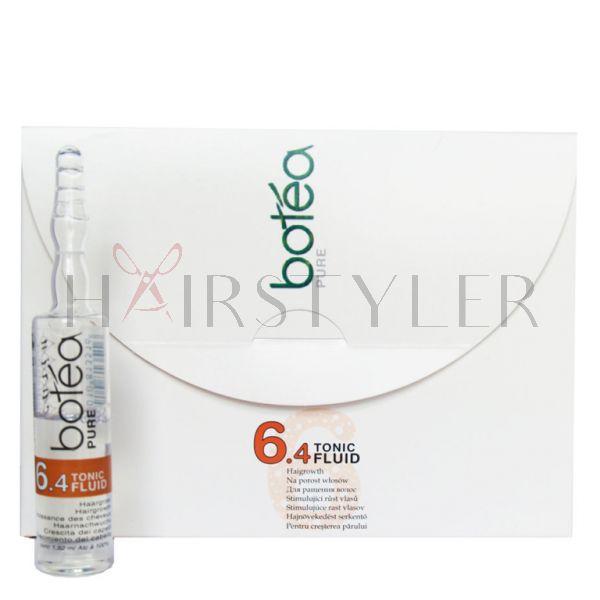 Carin Botea 6.4 Tonic Fluid, serum pobudzające porost włosów, 6 x 10 ml