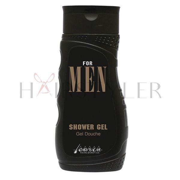 Carin For Men Shower Gel, żel pod prysznic do skóry wrażliwej, 250 ml