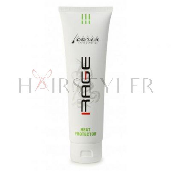 Carin Rage Heat Protector, termoochronny krem do prostowania włosów, 150 ml