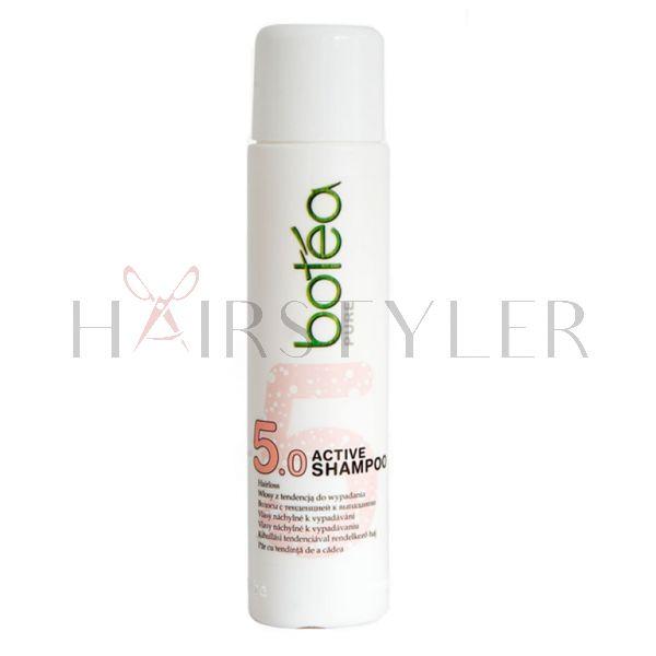 Carin Botea 5.0 Active Shampoo, szampon przeciwko wypadaniu włosów, 250 ml