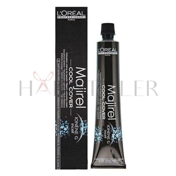 Loreal Majirel Cool Cover, farba do włosów, chłodne odcienie, 50 ml