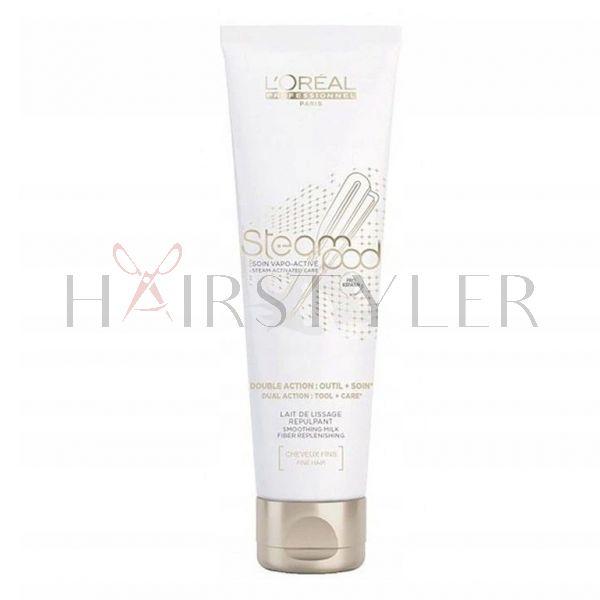 Loreal Steampod Cream Thin Hair, krem do włosów cienkich, 150 ml