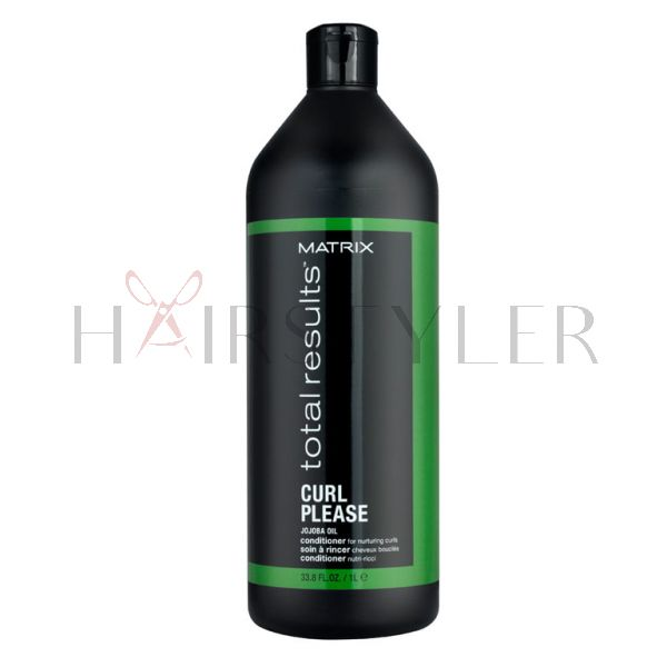 Matrix Total Results Curl Please, odżywka do włosów kręconych, 1000 ml