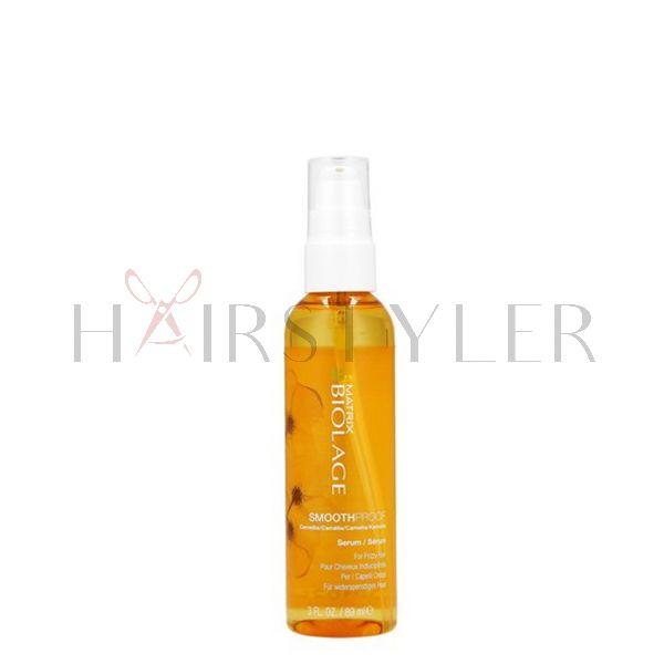 Matrix Biolage SmoothProof, serum do niesfornych i puszących się włosów, 89 ml
