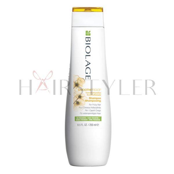 Matrix Biolage SmoothProof, szampon do niesfornych i puszących się włosów, 250 ml