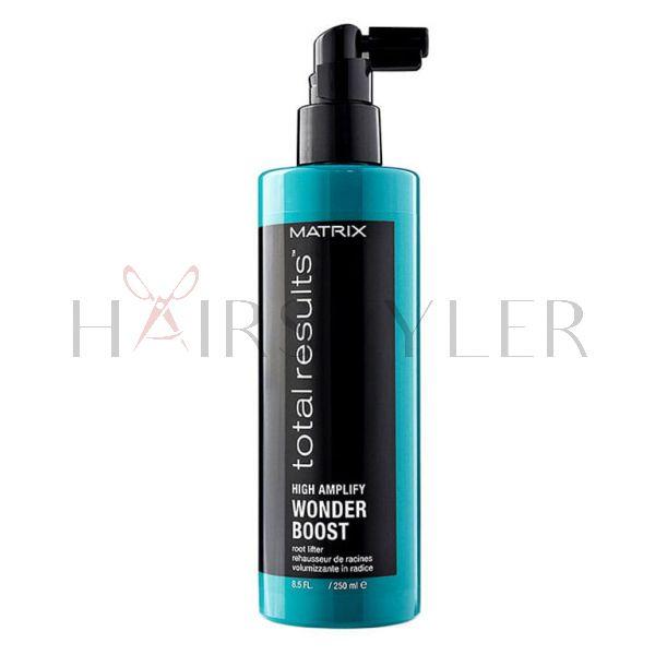 Matrix Total Results High Amplify Wonder Boost Root Lifter, spray unoszący włosy u nasady, 250 ml