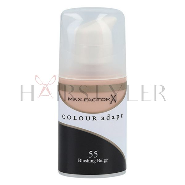 Max Factor Colour Adapt 55 Blushing Beige, podkład w kremie, 34 ml