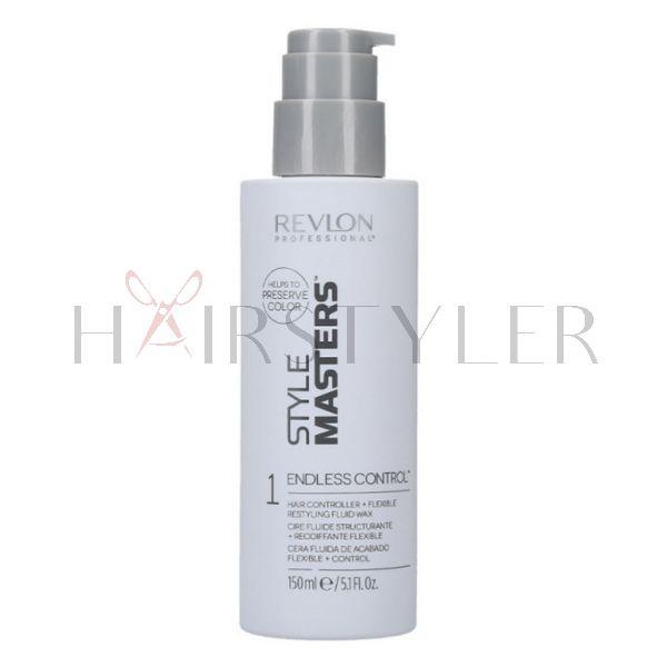 Revlon Style Masters 1 Endless Control, płynny wosk do włosów, 150ml