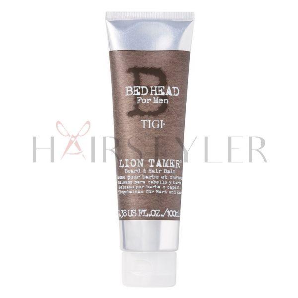 Tigi Bed Head B for Men Lion Tamer Balm, balsam do włosów i brody, 100 ml