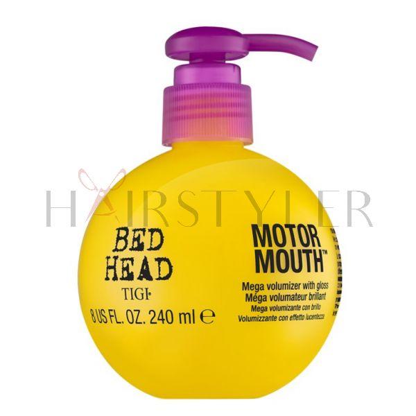 Tigi Bed Head Motor Mouth, krem do objętości włosów z neonowym efektem, 240 ml