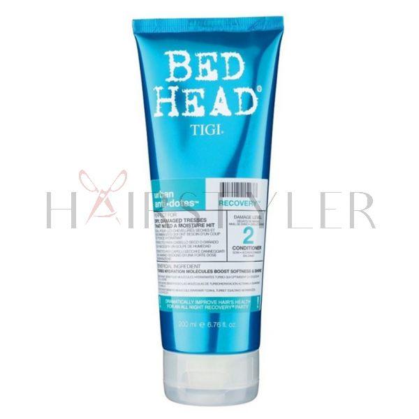 Tigi Bed Head Urban Anti+Dotes Recovery Conditioner, odżywka do włosów suchych i zniszczonych, 200 ml