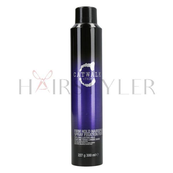 Tigi Catwalk Your Highness Firm Hold Hairspray, mocny lakier do włosów, 300 ml