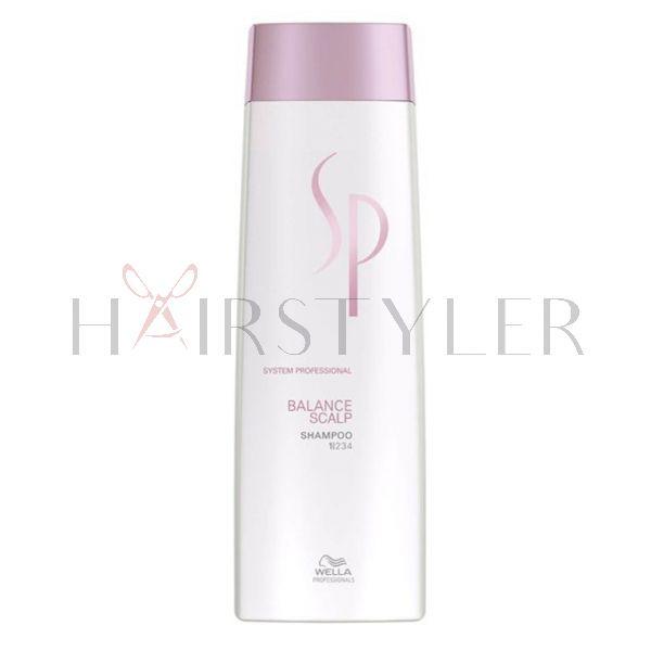 Wella SP Balance Scalp, szampon kojący do wrażliwej skóry głowy, 250ml