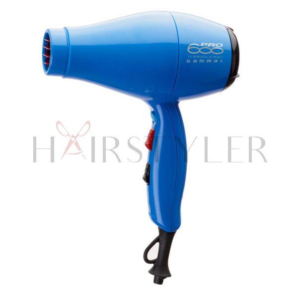 Gamma Più Tormalionic 600 PRO, profesjonalna suszarka do włosów, 2100W