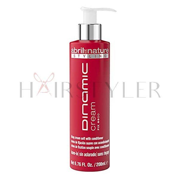 Abril et Nature Dinamic Cream, krem do modelowania włosów, 200 ml