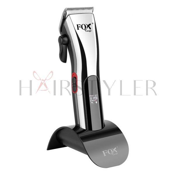 Fox Tango, profesjonalna bezprzewodowa maszynka do włosów