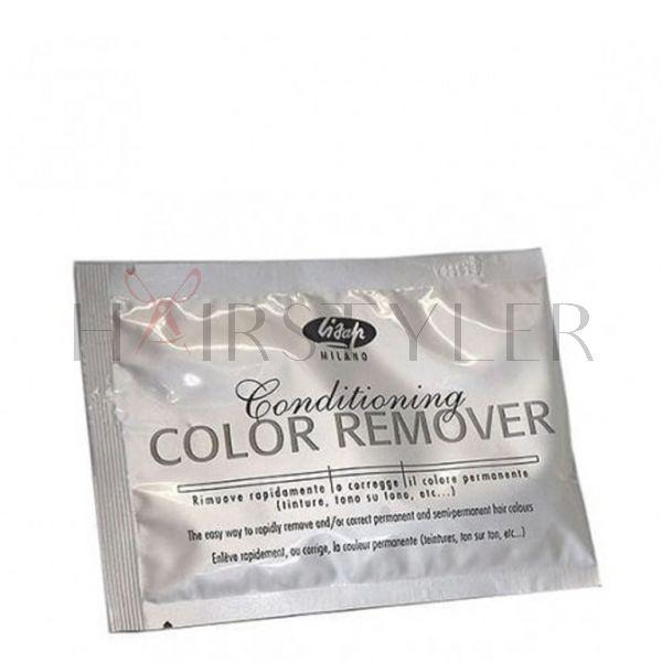 Lisap Color Remover, dekoloryzator w saszetce, 25 g