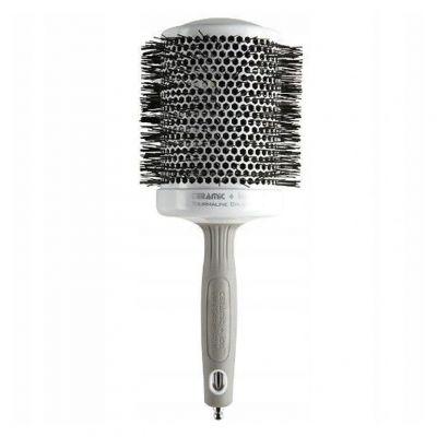 Olivia Garden Ceramic Ion T80 Mega, szczotka do modelowania włosów, 80 mm