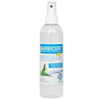 Barbicide, spray do dezynfekcji rąk i skóry, 250 ml