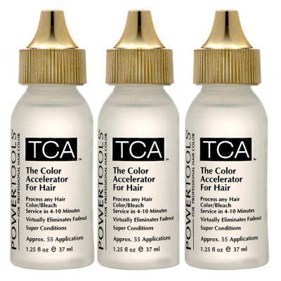 Dennis Bernard's PowerTools, TCA - Olejek skracający proces koloryzacji, 35 ml (3 szt. w cenie 2 szt.)