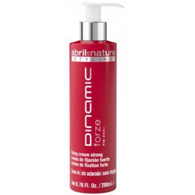 Abril et Nature Dinamic Cream Forze, mocny krem do modelowania włosów, 200 ml