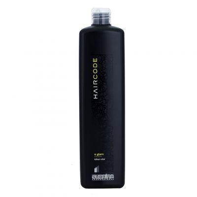 Subrina Professional Hair Code S Glam, lotion do utrwalania włosów, 1000 ml