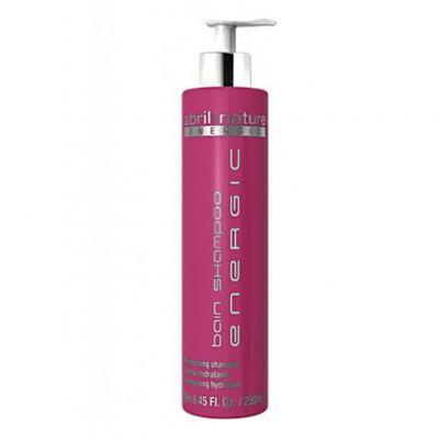 Abril et Nature Energic Shampoo, energetyzujący szampon do włosów osłabionych, 250 ml