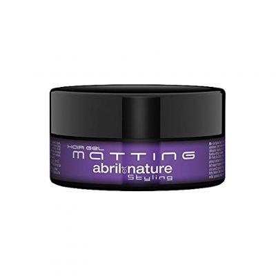 Abril et Nature Hair Gel Matting, popielaty żel do włosów, 150 ml