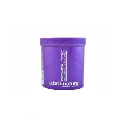 Abril et Nature Maxiblanc, proszek rozjaśniający bez amoniaku, 500 g