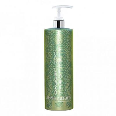 Abril et Nature Oxygen Cool Treatment, dotleniająca kuracja myjąca z miętą, 1000 ml