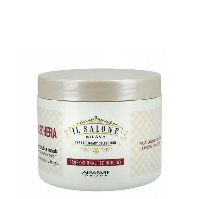 Alfaparf Il Salone Memorable, maska do włosów farbowanych, 500 ml