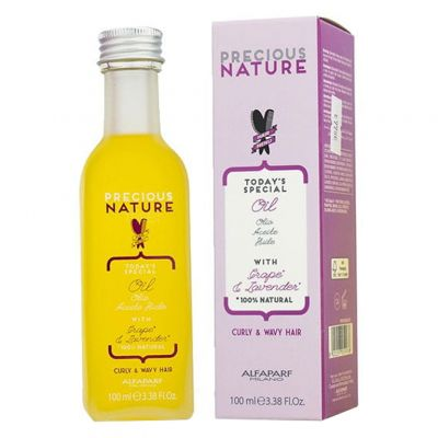 Alfaparf Precious Nature, olejek do włosów kręconych, 100 ml