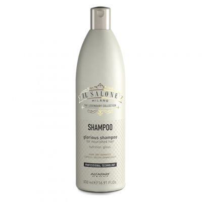 Alfaparf Il Salone, szampon do włosów suchych i zniszczonych, 500 ml