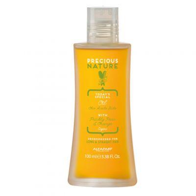 Alfaparf Precious Nature, olejek do włosów długich i prostych, 100 ml