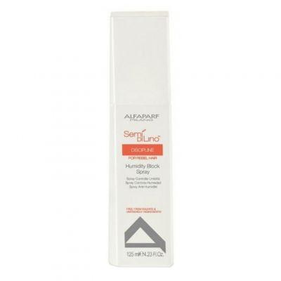 Alfaparf Semi Di Lino Discipline, spray ochronny przed wilgocią, 125 ml