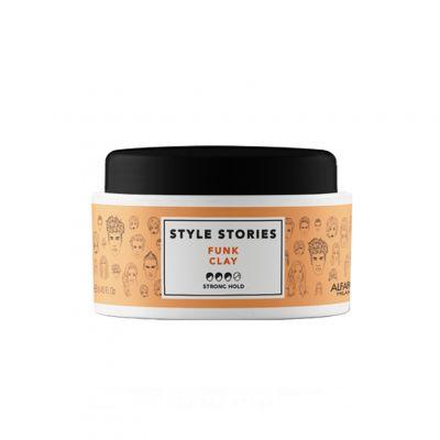 Alfaparf Style Stories Funk Clay, pasta do stylizacji, 100 ml
