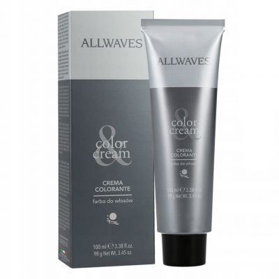 Allwaves Cream Color, Farba do włosów, 100 ml
