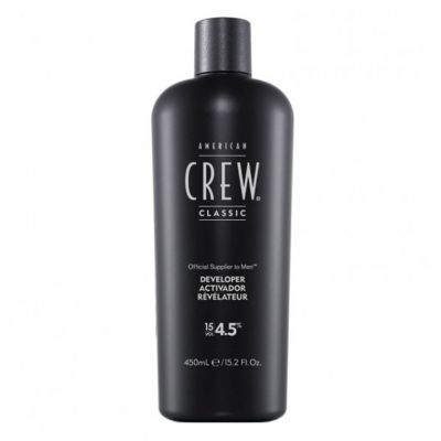 American Crew Precision Blend Oksydant 4,5%, 450 ml