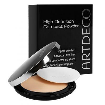 Artdeco HD Compact Powder Refill, kompaktowy puder do twarzy, wkład, 10g