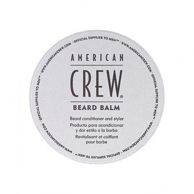 American Crew Beard Balm, pielęgnujący balsam do brody
