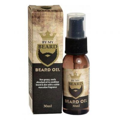 By My Beard Oil, olejek do brody, 30 ml