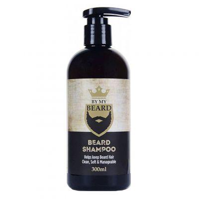 By My Beard Shampoo, odżywczy szampon do brody, 300 ml